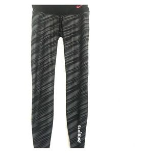 Nike Tight Fit 2.0 NFL Patriots workout leggings